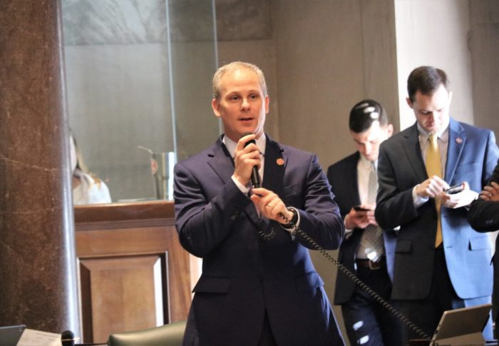 Senator Stevens Announces Freedom Agenda