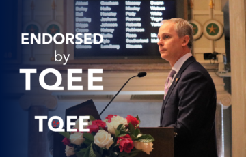 Senator Stevens Endorsed by TQEE