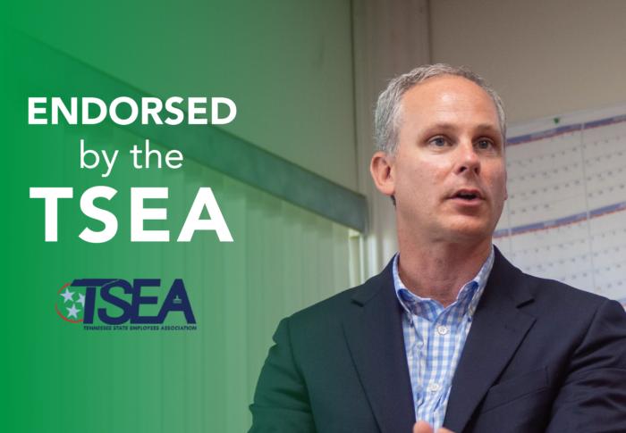 Senator Stevens Endorsed by TSEA
