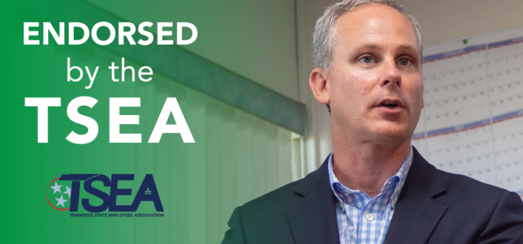Senator Stevens Endorsed by TSEA